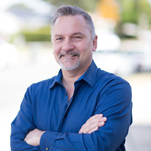 Counterintuity CEO Lee Wochner
