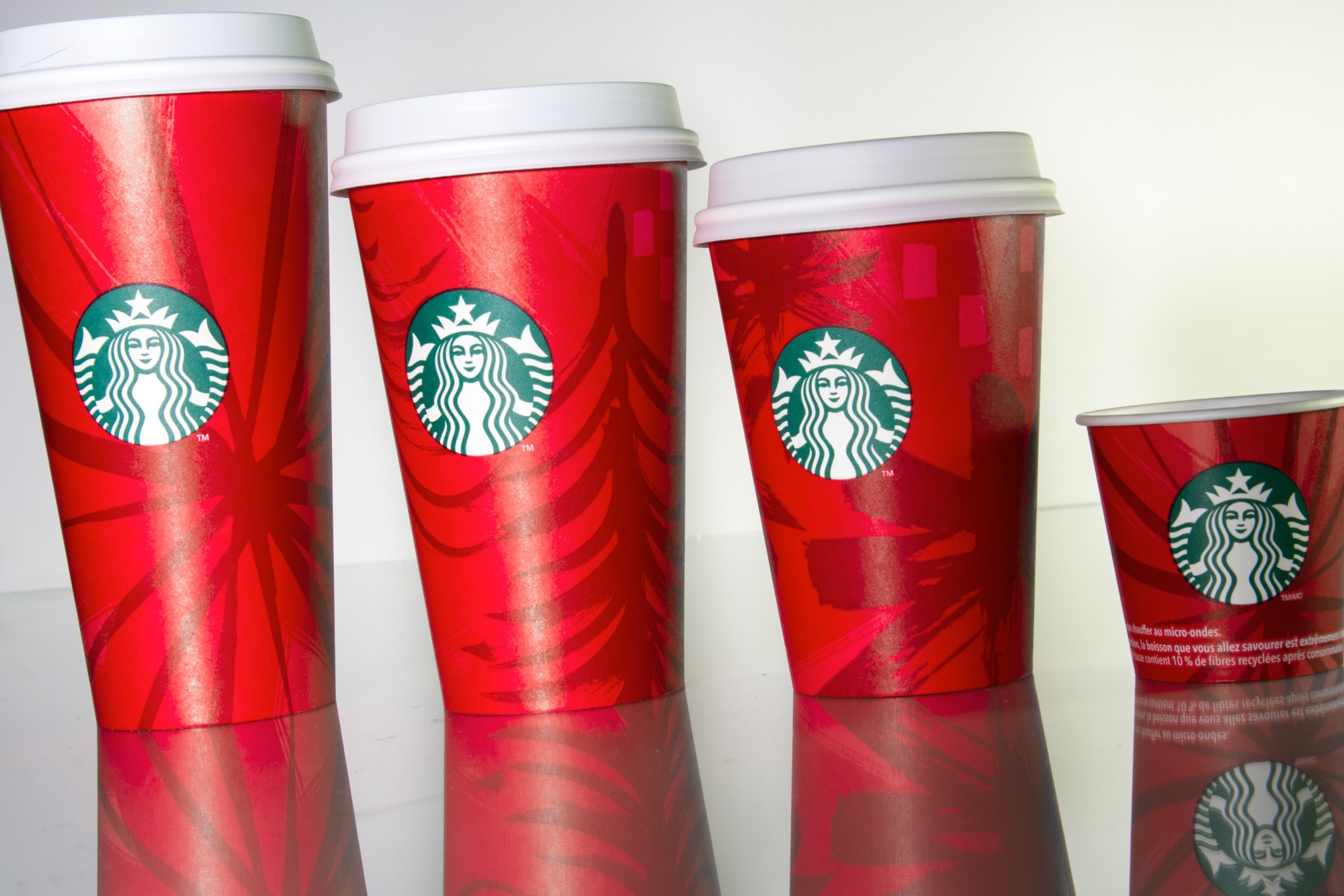 Seeing Red over Red Cups