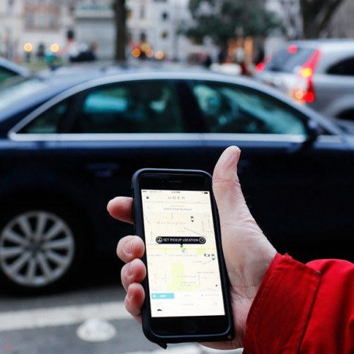 The Polished Approach: Why Uber Doesn't Scare People