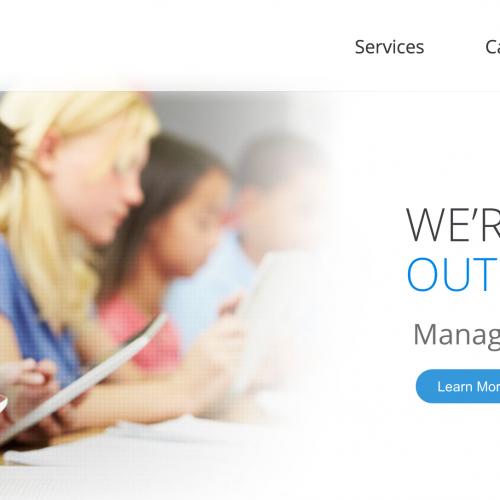 Copy R Website Redesign: Client Shout-Out