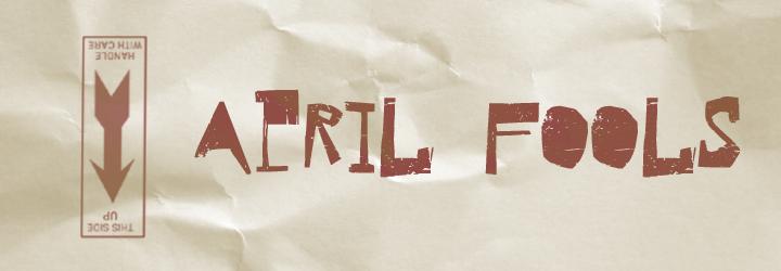 April Fools' Rules