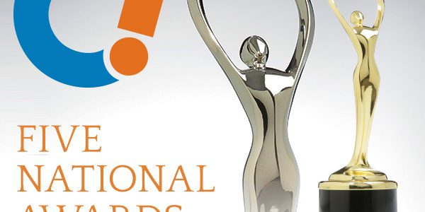 Counterintuity wins awards