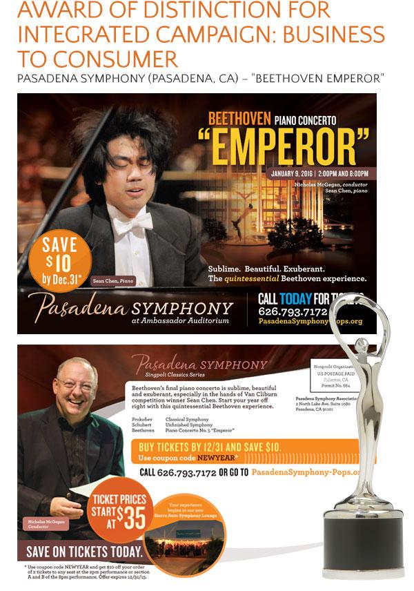 Counterintelligence Pasadena Symphony