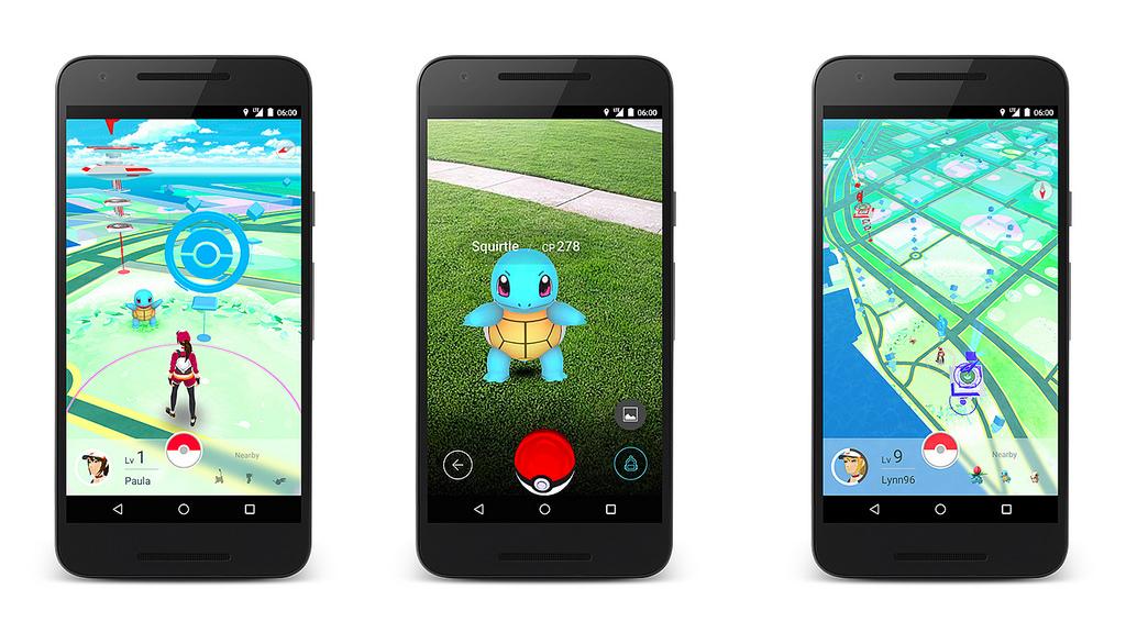 Make that Pokémon-ey: Monetizing the World's Pokémon Go Obsession