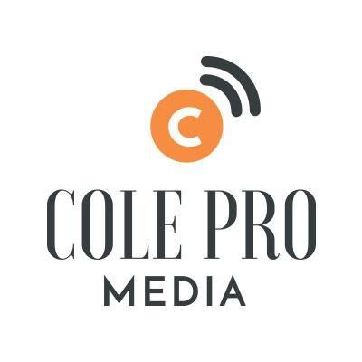 Social, Site & Logo: A New Approach for Cole Pro Media