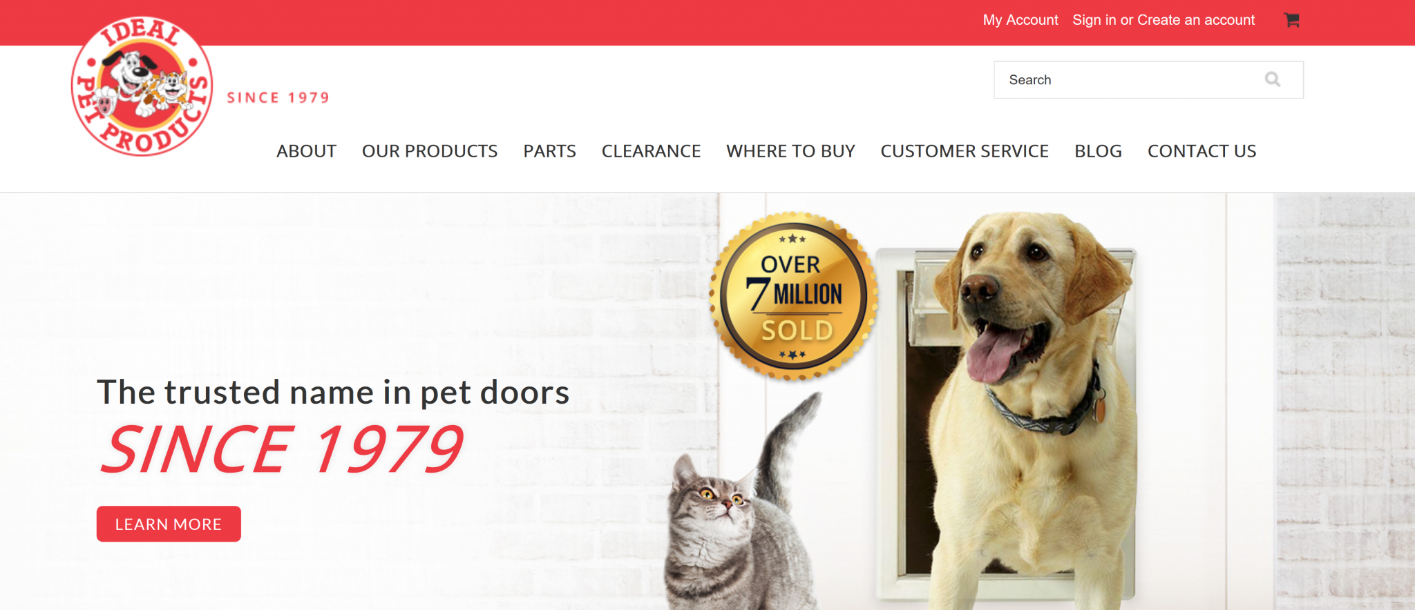 Ideal Pet's Online Store Is A Game-changer