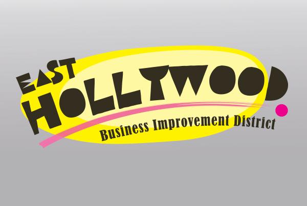 East Hollywood Business Improvement District logo