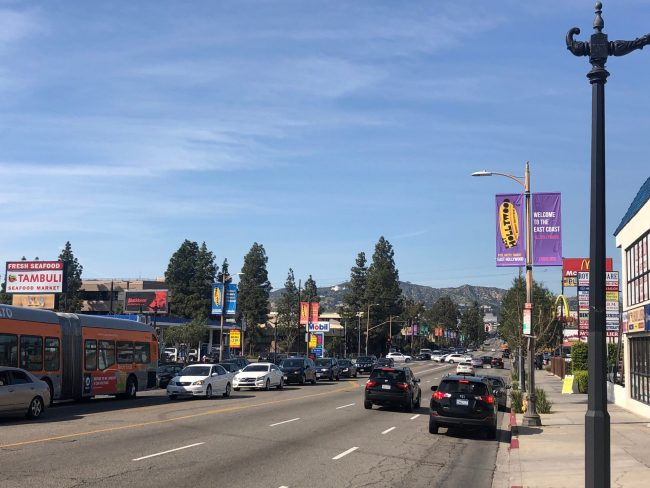 East Hollywood Business Improvement District