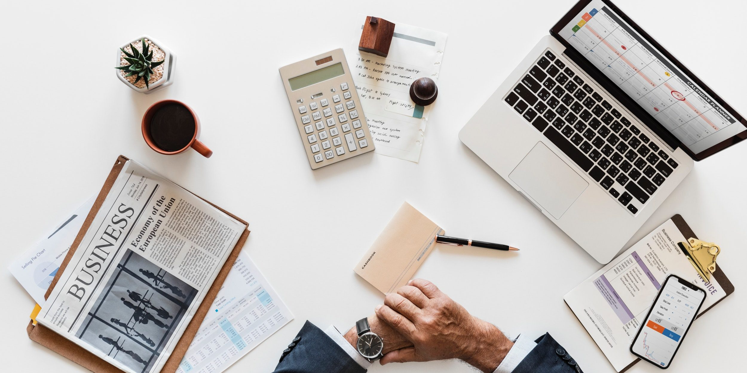 Planning Ahead: How to Make the 2019 Tax Season Fuel Your Business's Future